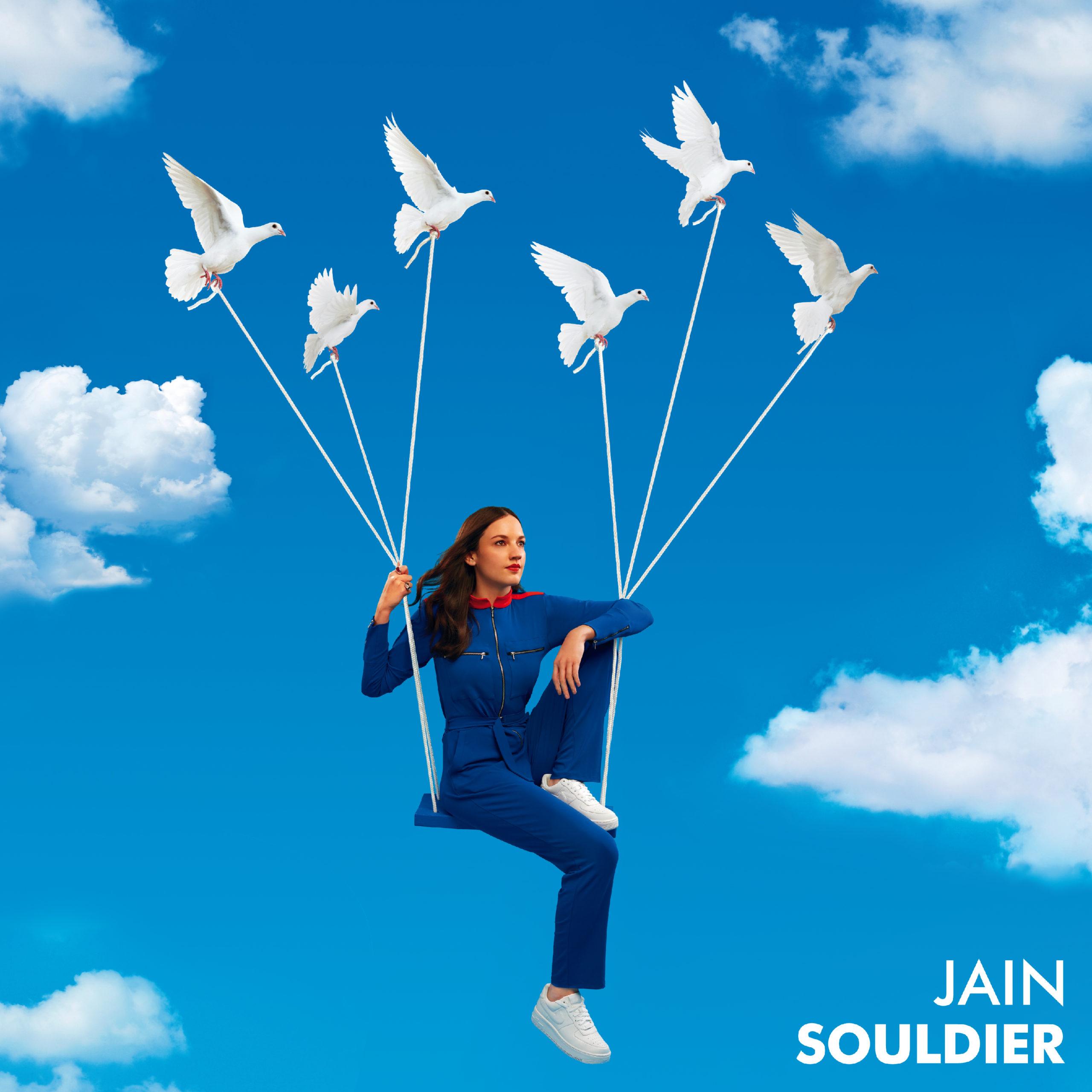 Souldier, le nouvel album de Jain est sorti