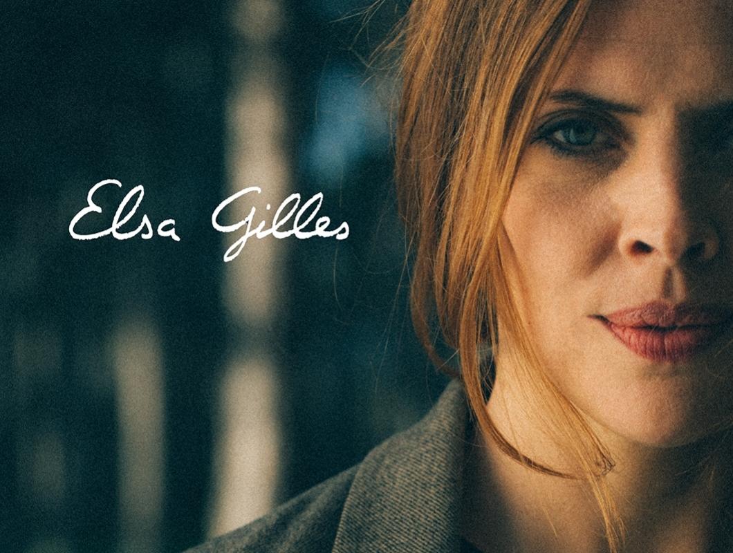 Elsa Gilles, de l'ombre à la lumière