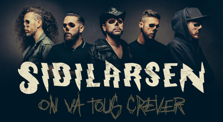 « On va tous crever », le nouvel album de Sidilarsen
