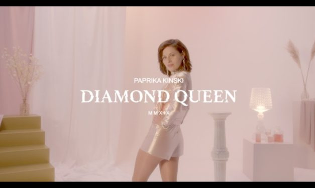 Paprika Kinski, de la pop avec « Diamond Queen » !