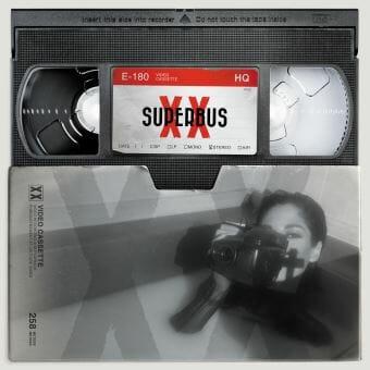 pochette de l'EP XX Superbus